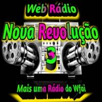 Logo of radio station Web Rádio Nova Revolução 3