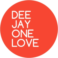 Logo of radio station DEEJAY One Love