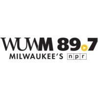Logo of radio station WUWM 89.7 FM