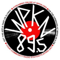 Logo of radio station WPKN 89.5 FM