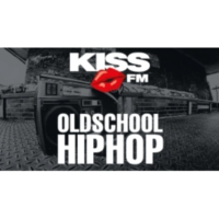 Logo of radio station KISS FM - OLD SCHOOL HIP HOP