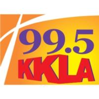 Logo de la radio KKLA 99.5 FM