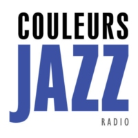 Logo of radio station Couleurs Jazz Radio