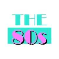 Logo of radio station The 80s iHeartRadio