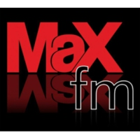 Logo of radio station MAX FM DERBY