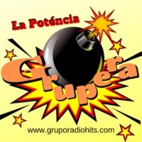 Logo of radio station La Potencia Grupera