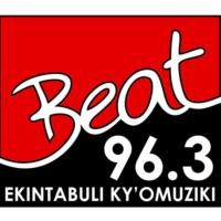 Logo of radio station Beat FM 96.3