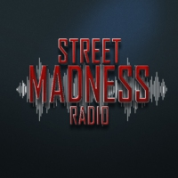 Logo of radio station Street Madness Radio
