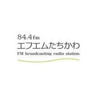 Logo of radio station 84.4エフエムたちかわ - FM Tachikawa 84.4