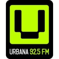 Logo de la radio Urbana 92.5