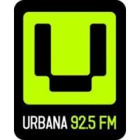 Logo of radio station Urbana 92.5