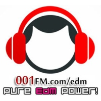 Logo of radio station 001FM.com - Pure EDM Channel