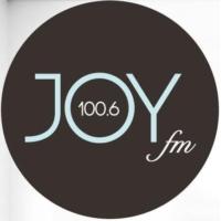 Logo of radio station Joy FM 100.6