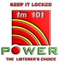 Logo de la radio FM 101 Power