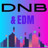 Logo of radio station DnB&EDM