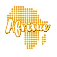 Logo of radio station Afrivue Radio
