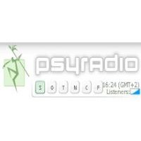 Logo of radio station PsyRadio PsyTrance