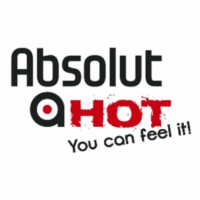 Logo of radio station Absolut HOT