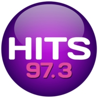 Logo of radio station WFLC HITS 97.3