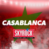 Logo de la radio Skyrock Casablanca