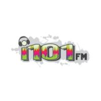 Logo of radio station KSKR i101