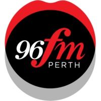 Logo de la radio 96FM Perth