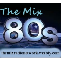 Logo of radio station The Mix 80s