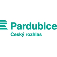 Logo of radio station Český rozhlas Pardubice
