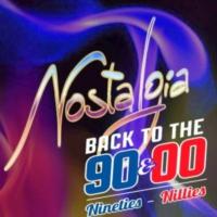 Logo of radio station Nostalgia Extreme
