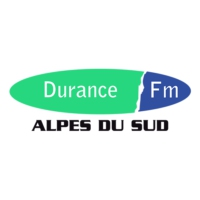 Logo of radio station Durance FM