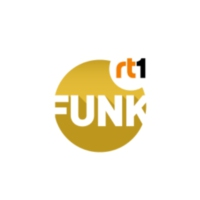 Logo of radio station RT1 Funk