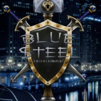 Logo of radio station BlueSteelRadio.com