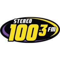 Logo de la radio XHSD-FM Stereo 100
