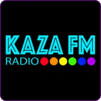 Logo of radio station KAZA FM radio / КАЗА ФМ радио