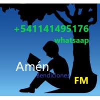 Logo of radio station bendiciones