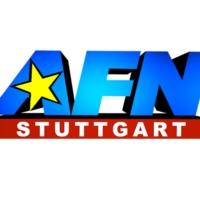 Logo of radio station AFN Stuttgart