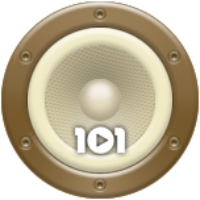Logo of radio station 101.ru - Ethnics