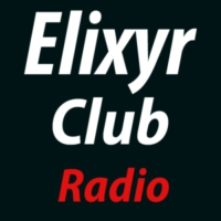 Logo of radio station ElixyrClubRadio
