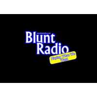 Logo of radio station Blunt Radio UK