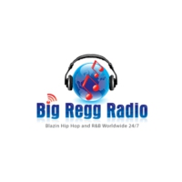 Logo of radio station Big Regg Radio