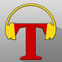 Logo of radio station Tango Pasión Radio