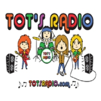 Logo of radio station TOTSRADIO