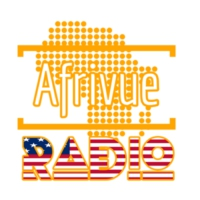 Logo of radio station Afrivue USA