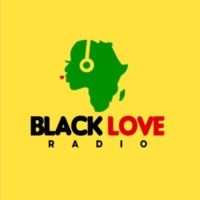 Logo of radio station Black Love Radio