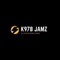 Logo of radio station K97.8 Jamz