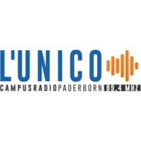 Logo of radio station L'Unico