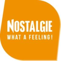 Logo of radio station Nostalgie Vlaanderen