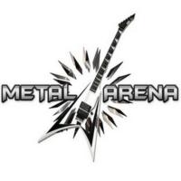 Logo of radio station METAL ARENA
