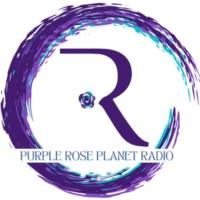 Logo of radio station Purple Rose Planet