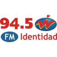 Logo de la radio Identidad 94.5 FM